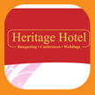 Heritage hotel, Derby print and design