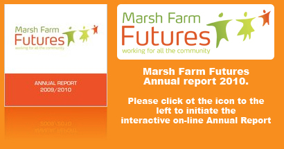 Marsh farm Annual report