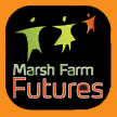 Marsh Farm Future, Derby, London, Manchester print and design